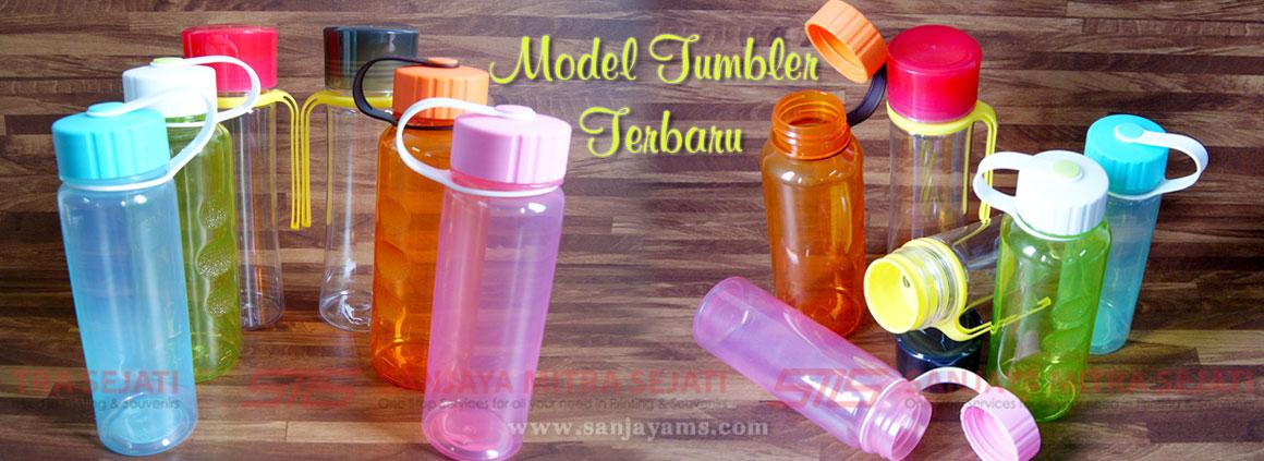 Tumbler Plastik Model Terbaru