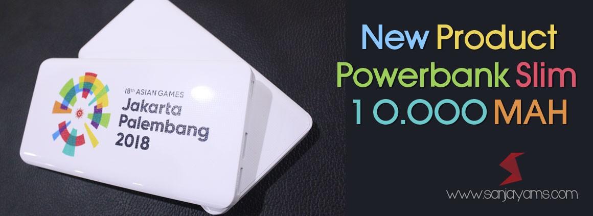 Power Bank Kapasitas 10.000 MAH Model Terbaru