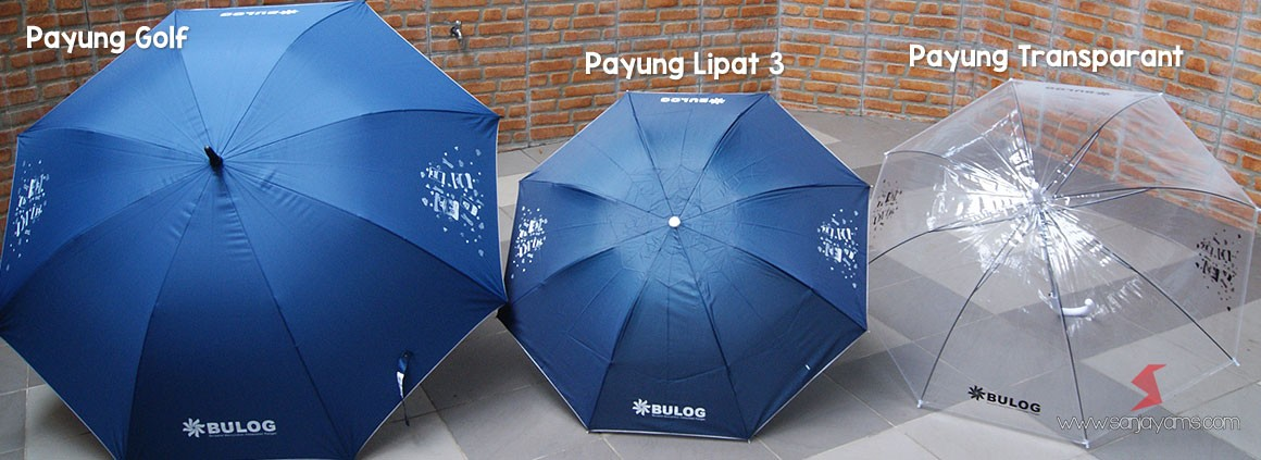 Payung Promosi Semua Ukuran