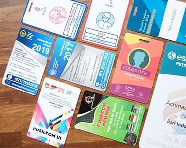 Cetak ID Card, Kartu ID, Kartu Member, Visitor Card, Kartu Parkir, Kartu Tamu, Kualitas Terjamin, Harga MURAH dan GRATIS Pengiriman Area Jakarta