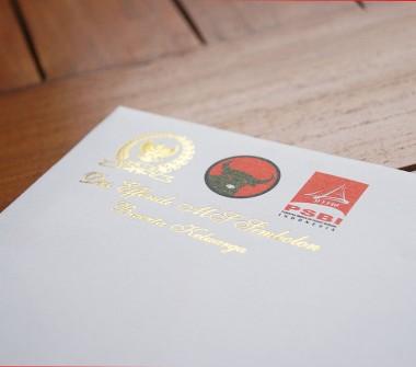Hasil poly emas di kop surat