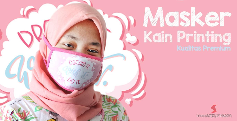 Masker Kain (Kualitas Premium)