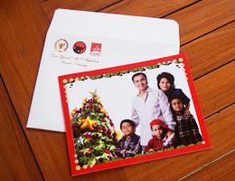 Amplop Undangan Natal Simbolon