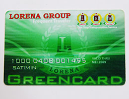 Id Card Lorena Group