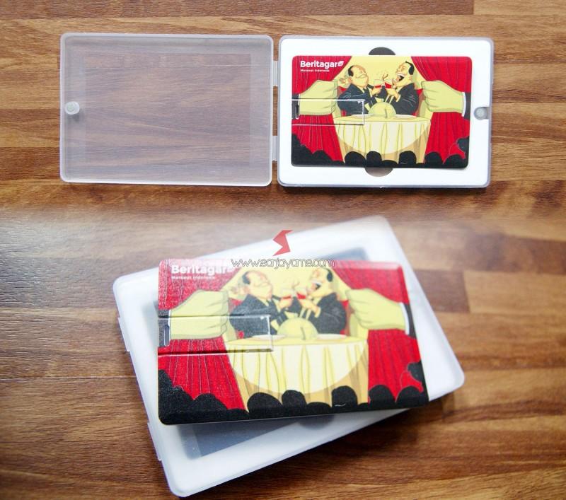 USB Kartu design Kartun