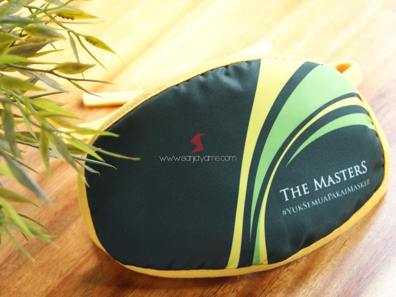 Buat Masker Promosi - The Masters