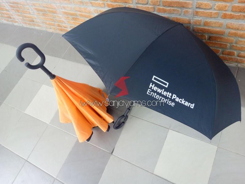 Payung Mobil Terbalik Kazbrella