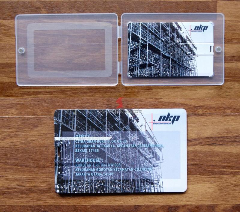 USB Kartu design Industri