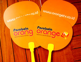 Promosi provider parabola - Orange TV