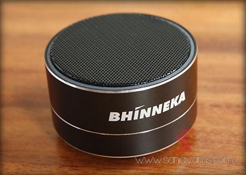 Speaker bluetooth - Bhinneka