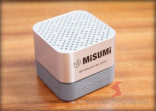 Bluetooth speaker - Misumi