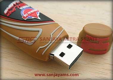 Tampak chip USB