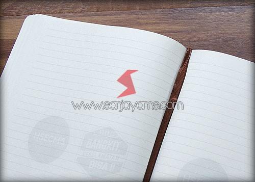 Kertas memo buku