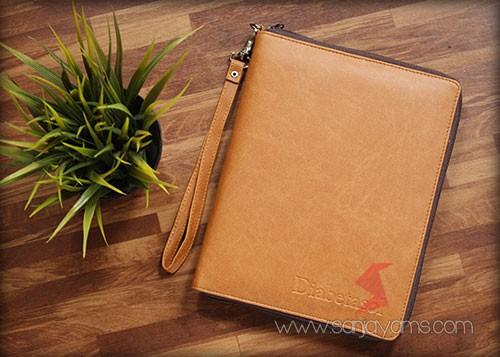 Dompet kulit serbaguna - Diabetasol