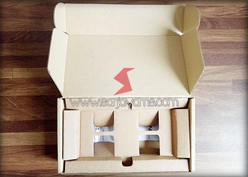 Packaging Powerbank Asven London
