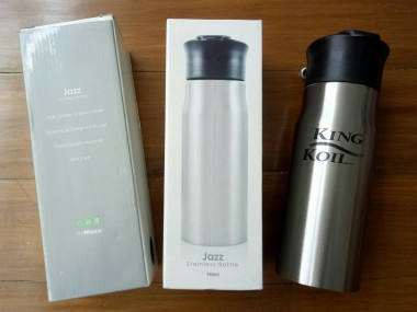 Packaging dus tumbler jazz