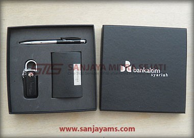 Gift Set Bank Kaltim