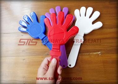 Hand Clapper saat dipegang