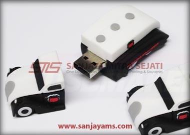USB Rubber Bentuk Mobil