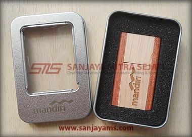 Souvenir USB Bank Mandiri