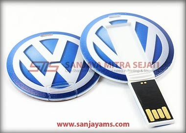 Model USB Mini Bulat