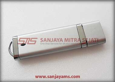 USB bahan plastik