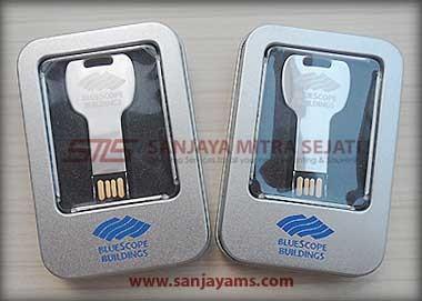 USB kunci PT Bluescope
