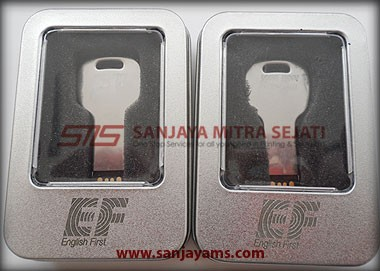 Packaging Kotak USB Kunci