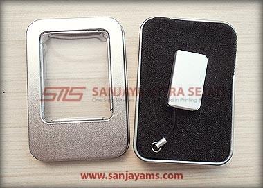Kotak Packaging Metal Tin Box