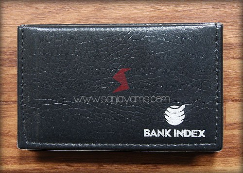 Cetak logo Bank Index
