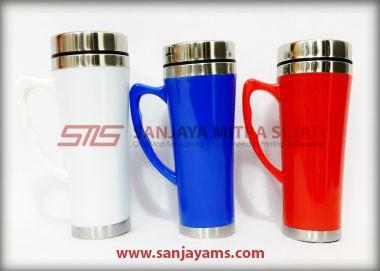 Mug new caring dengan beberapa pilihan warna