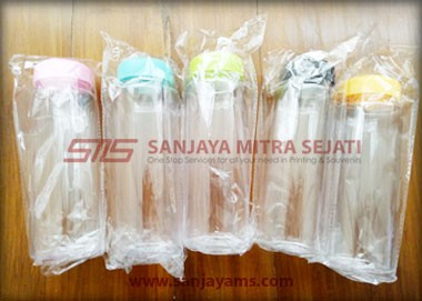 Packaging plastik tiap tumbler