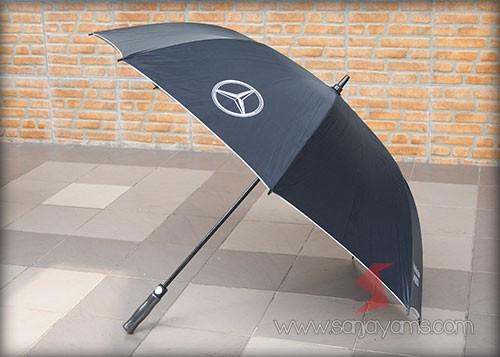 Payung Mercedes Benz
