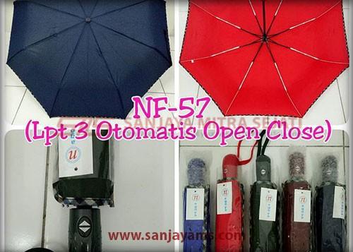 Payung Lipat 3 Otomatis