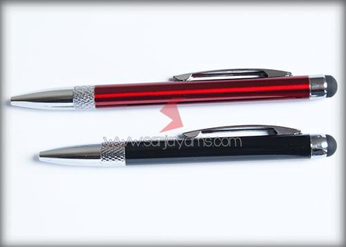 Pen besi pm22 warna merah dan hitam