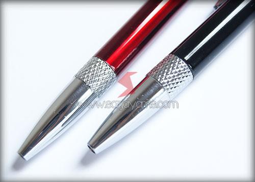 Detail bagian ujung pen