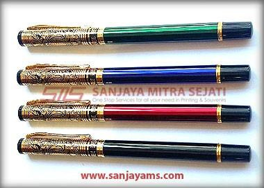 Pen Besi Batik