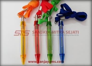 Pen Tali Cabe Terdapat 4 Pilihan Warna