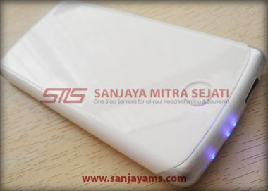 Powerbank 8000 MAH (PB08)