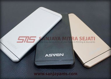 Powerbank Metal 5.000 MAH (PM05)