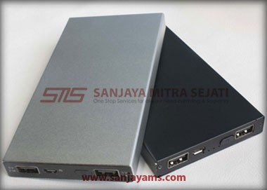 Powerbank Metal 8000 MAH (PM08)