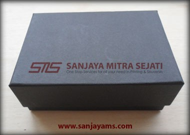 Packaging Box Hitam