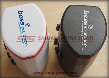 Contoh cetakan logo Bess Insurance
