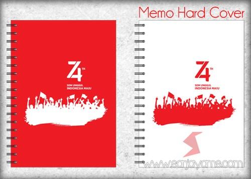 Memo Hard Cover 74 tahun Indonesia