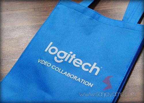 Hasil cetak logo Logitec