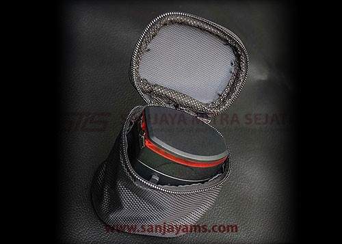 Packaging Pouch Hitam