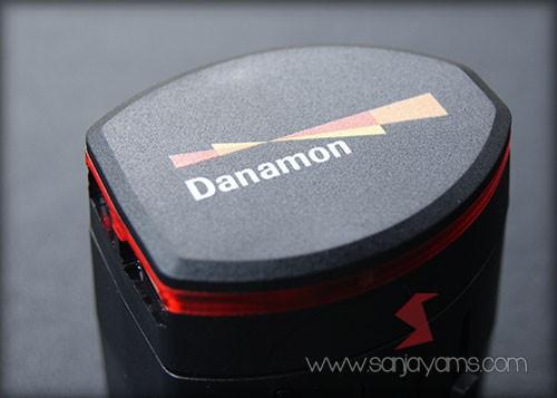 Cetak logo danamon