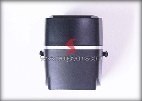Tampang Samping Travel Adaptor 4 Port USB
