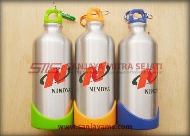 Cetakan logo PT Nindya Karya