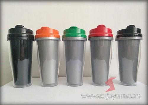 5 pilihan warna thumbler plastik color full